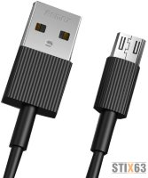 Кабель micro USB REMAX RC-120i Chaino Series Cable (Mini) черный