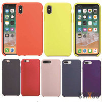 Накладка iPhone FOXCONN CASE  для Apple iPhone X/XS, желтый