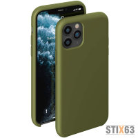 Накладка iPhone FOXCONN CASE  для Apple iPhone Xi MAX Pro, болотный