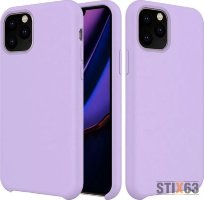 Накладка iPhone FOXCONN CASE  для Apple iPhone Xi MAX Pro, сиреневый